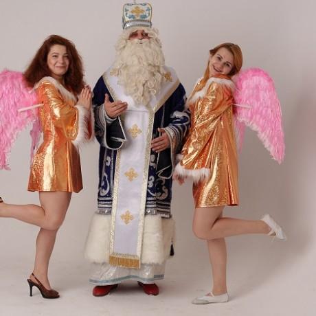 Святой Николай и Ангелы