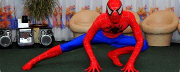 аниматор-человек-паук